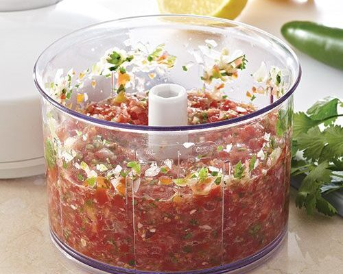 Best Food Processor For Making Salsa